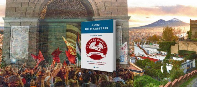 """libro """"Città ribelle"""" - Napoli"""