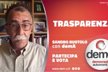 Appello demA Sandro Ruotolo