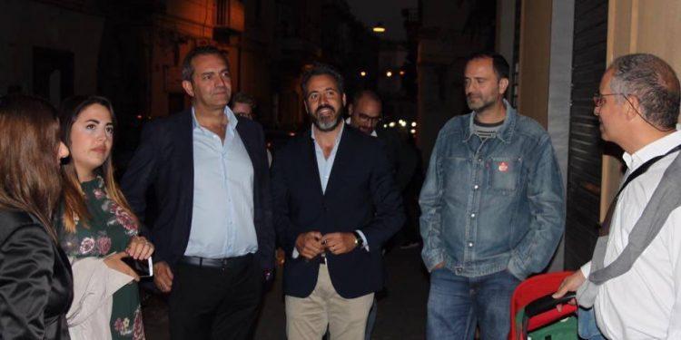 Inaugurazione demA Sarno