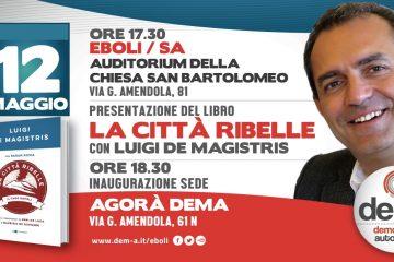 12 Maggio 2018 Salerno e Eboli