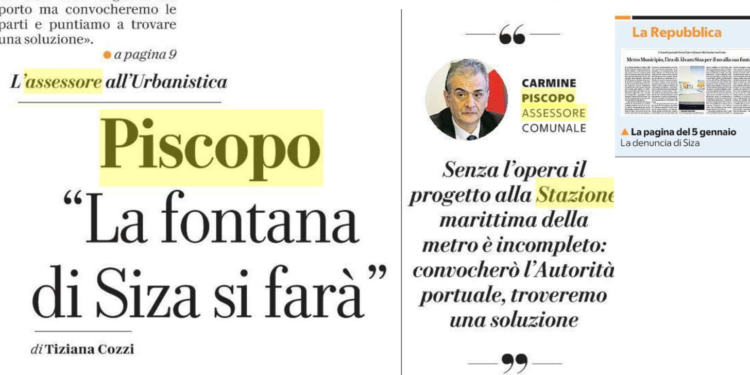 Piscopo La Repubblica fonta siza
